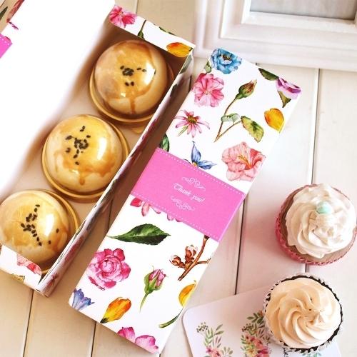 картонная упаковка для пирожных купить спб